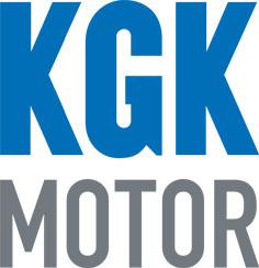 KGK Motor logotyp