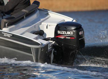 Suzuki utombordare DF60A action
